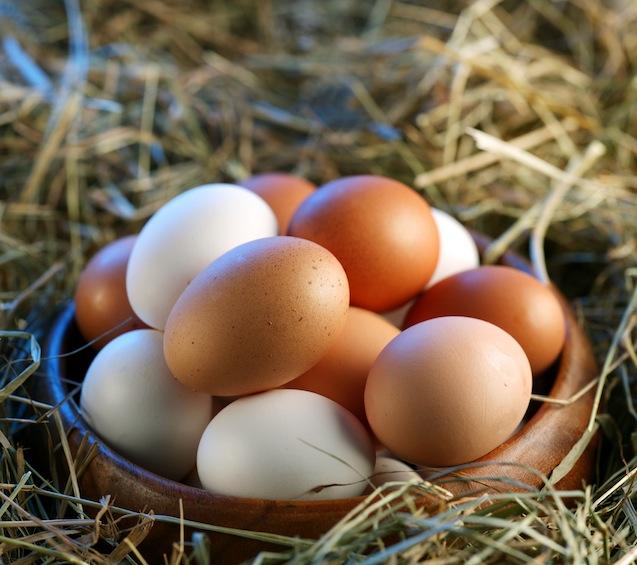 Como comprar y comer huevos
