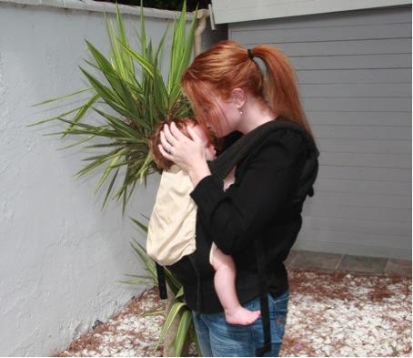 Por qué y cómo eligir un porta-bebé?